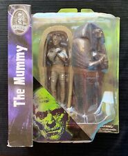 DIAMOND SELECT UNIVERSAL STUDIOS MONSTERS THE MUMMY SARCOPHAGUS NEW
