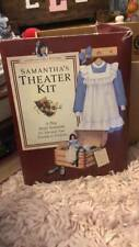 Vintage Samantha's Theater Kit American Girl Collection American Girls Pastimes