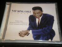 Nat King Cole - Singles - CD Album - 20 Greatest Hits - 2001 EMI Records Ltd