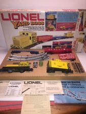 Lionel Yard Boss BIG O27 SIZE DC Engine & DC Power Pack Chessie System 1976