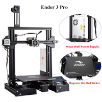 US Stock Creality Ender 3 Pro 3D Printer Thermal Runaway Protectio 220x220x250mm