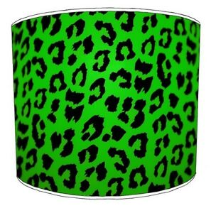 Lampshades, Ideal To Match Animal Print Duvets Cushions & Curtains