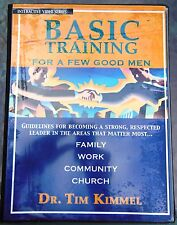 Basic Training for a Few Good Men Interactive Video Series by Dr. Tim Kimmel