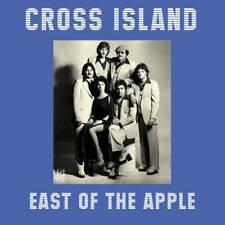 """CROSS ISLAND """"East Of The Apple"""" MODERN SOUL DISCO FUNK REISSUE 12"""""""