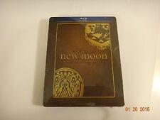 The Twilight Saga New Moon Blu-ray SteelBook