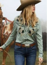 Double D Ranch Rodeo Top Size Large