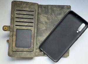 Caseme samsung A70 phone case wallet purse magnetic