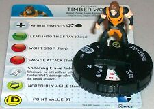 TIMBER WOLF #015 Superman and the Legion of Super-Heroes DC HeroClix