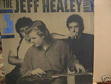 THE JEFF HEALEY BAND see the light + inner slv