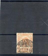 ITALIAN SOMALILAND Sc  13(MI 13)F-VF USED $27