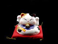 Hucha Gato Prosperidad Japón Maneki Neko Calidad en Oferta