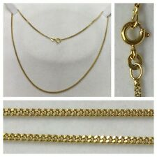 Kette 333er Gold Collier Goldschmuck Goldcollier Goldkette 42,5 cm