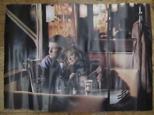 FAT BOYS 2 ALWYN R COATES ATHENA CLASSIC DINER 1950'S POSE ROMANCE POSTER (4)