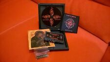 BATUSHKA LITURGIYA LIMITED 300 WOODEN BOX TAPE CD PIN PATCH RARE OOP SOLD OUT