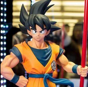 Figurine Dragon Ball Z Son Goku Géant 24 cm !! pour Enfants et Adultes