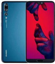 HUAWEI P20 GRADO A/B  LTE 64GB DUAL SIM BLU  RIGENERATO RICONDIZIONATO