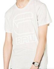 G Star RAW RCT Charge T-Shirt, White, Size XXXL BNWT $55