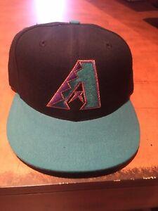 Arizona Diamondbacks Fitted 7 1/4 Vintage New Era Hat