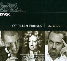 Corelli & Friends: In Rome, New Music