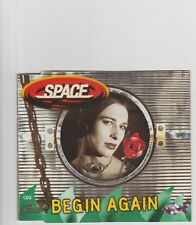Space- Begin Again UK cd single part 2