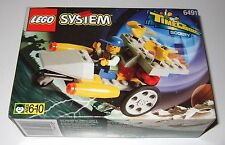 LEGO TIME CRUISERS 6491 - ROCKET RACER - new, factory sealed