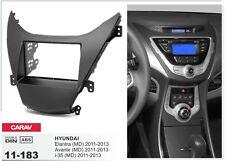CARAV 11-183 2DIN Car Radio Dash Kit panel for Elantra (MD), Avante (MD) 10-2013