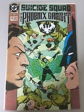 Suicide Squad (1987 1st Series) #41 Signed by Geof Isherwood NM Near Mint COA