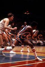 ABA Moses Malone UTAH STARS - 35mm Basketball Slide