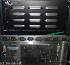 Nvision / GVG envoy power supply unit with dual output ( nv8256 plus / nv8000etc