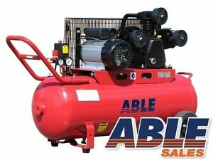 18CFM 100 LITRE 115PSI AIR COMPRESSOR 3HP 240V ELECT