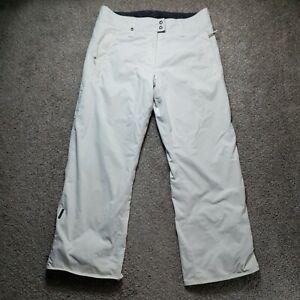 Scott Ski Snowboarding Pants Womens White Size Large