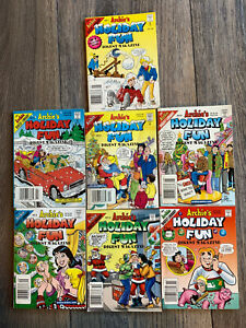 Archie Digest Lot Mid '90s