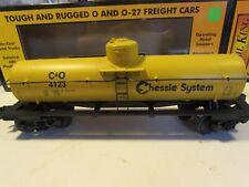 MTH RailKing 30-7308 Chesapeake & Ohio Tank Car with original box