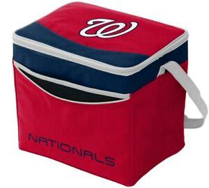 Washington Nationals 12pk Blizzard Cooler Lunch Bag Lunchbox