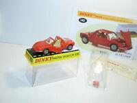 dinky toys matra sports M 530 + hard top, ref dinky atlas 1403