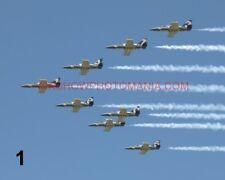 1 X AERO L-39 ALBATROSS BREITLING JET TEAM PHOTOGRAPH 2