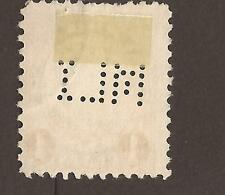 USA Perfin. construye (2 escaneos) Taft
