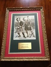 Fred Astaire & Ginger Rogers Original Autographs