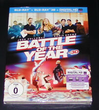 BATTLE OF THE YEAR 3D BLU-RAY + 2D BLU -RAY SPEDIZIONE VELOCE