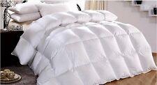 Goose Down Feather Comforter Duvet Quilt  Blanket-3 Sizes