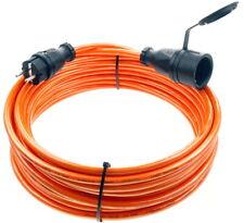 0,63€//m Schuko PVC Kabel Verlängerungskabel H05VV-F 3x1,5 3G1,5 IP20 40m