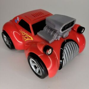FISHER PRICE Shake 'n Go! Racers Red Hot Rod TESTED & WORKS! Car Truck 2005