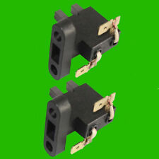2 Generator Carbon Brush for Powerhorse Powerhouse Powerland Powermax Powermight