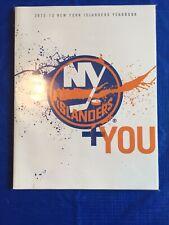 2012-2013 New York Islanders Yearbook