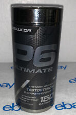 CELLUCOR P6 ULTIMATE 150 Caps. Strength Lean Muscle Energy New Exp. 4/22