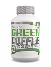 Biotech Usa - Green Coffee 120 caps - Caffè Verde - Termogenico Dimagrante