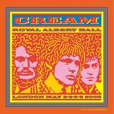 CREAM - ROYAL ALBERT HALL - 2CD SIGILLATO 2005 - ERIC CLAPTON