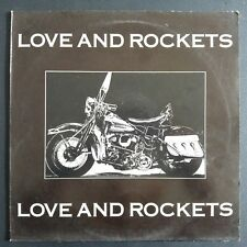 "Love And Rockets ‎– Motorcycle (Vinyl, 12"", Maxi 33 Tours)"