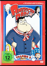 AMERICAN DAD! VOLUME 3./3DVD.