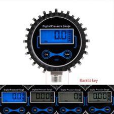 Digital Tire Pressure Gauge Air PSI Meter Car Motorcycle Tyre Pressure Monitor